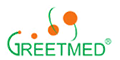 GREETMED logo